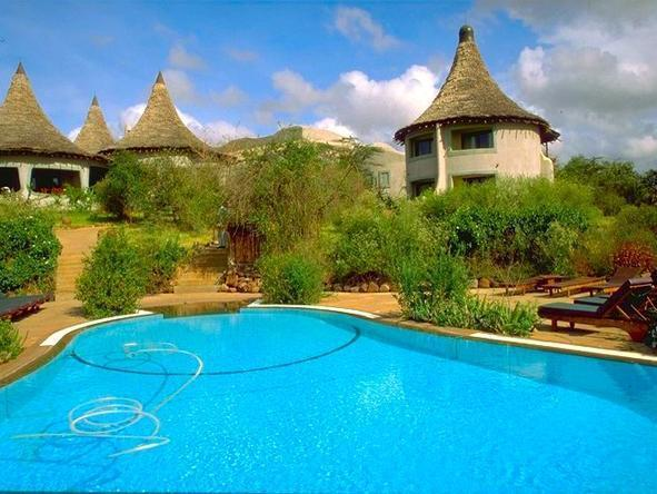 Lake Manyara Serena Safari Lodge - Pool2